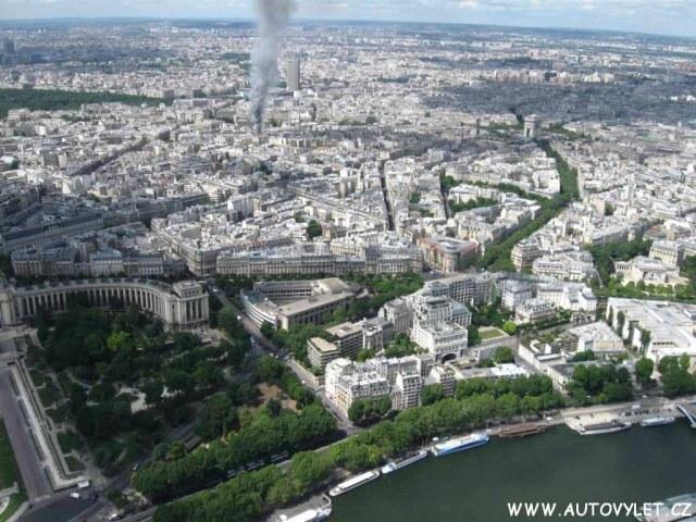 Paříž Francie 7