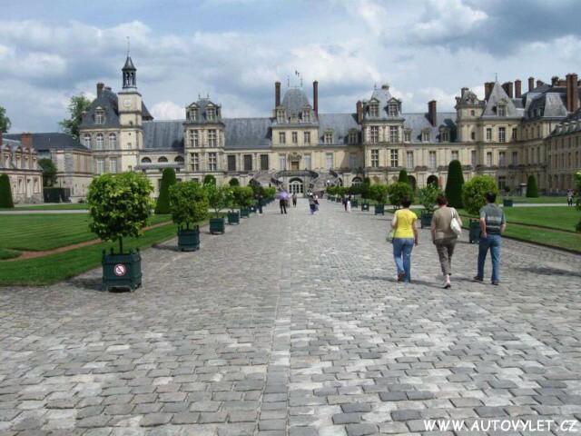 Paříž Francie 11