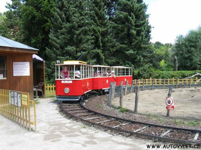 Vláček - Zoo Praha