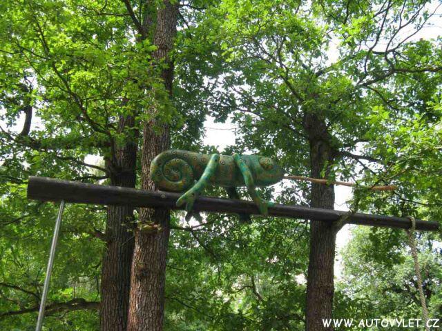 Podkrušnohorský zoopark Chomutov 4