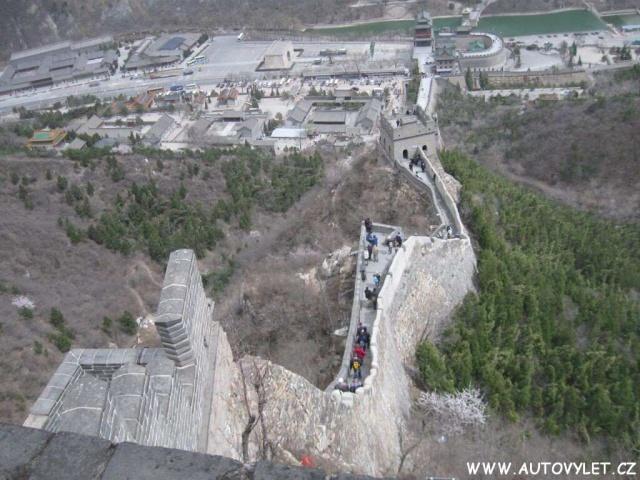 Velká čínská zeď 2