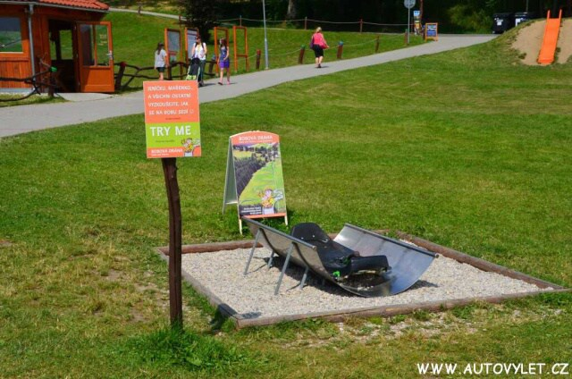 Active park Lipno 3