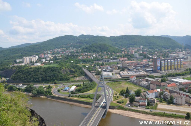 Mariánská skála v Ústí nad Labem 21