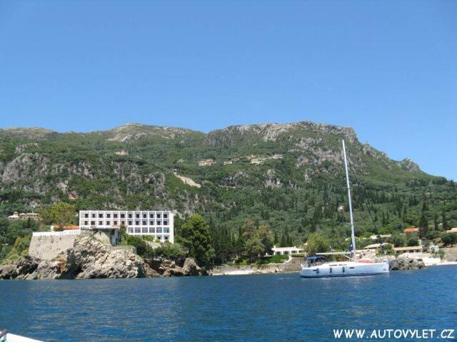 Řecko Korfu 21