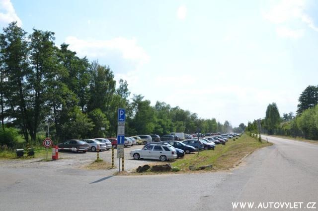 Parkování - Zoo Plzeň