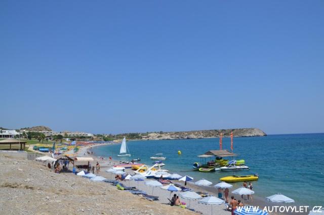 Hotel Delfinia Rhodos Řecko 28