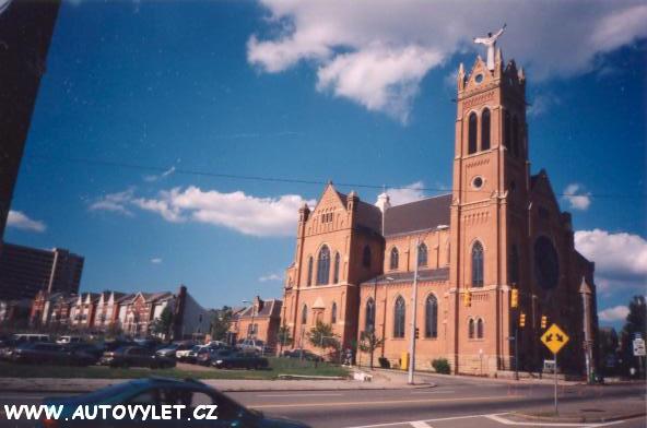 Kostel s ježíšem USA