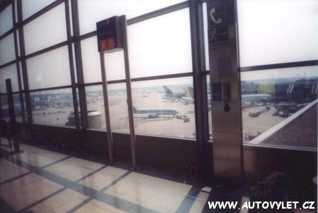 Letiště JFK USA