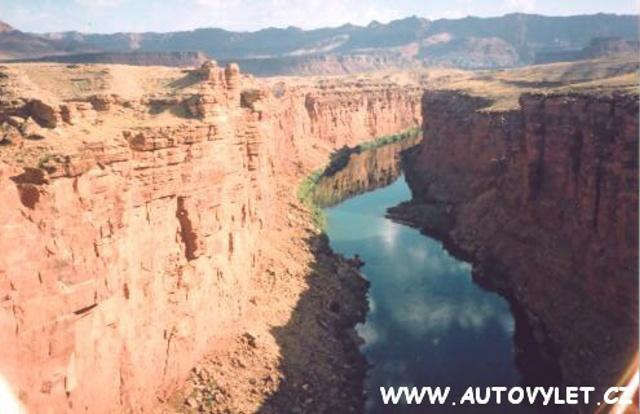 Grand kaňon USA