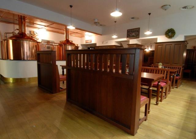 Restaurace Pivovar na Rychtě 9