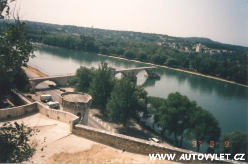 Avignon most - Francie