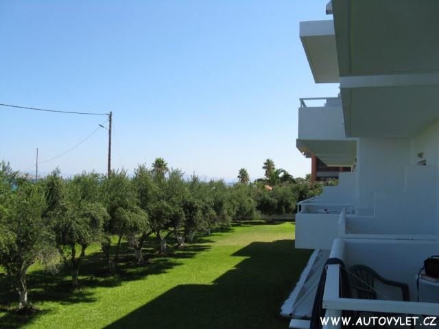 Hotel Blue Jay Řecko Kos 2