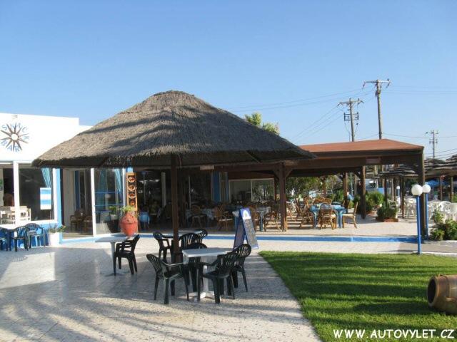 Hotel Blue Jay Řecko Kos 7