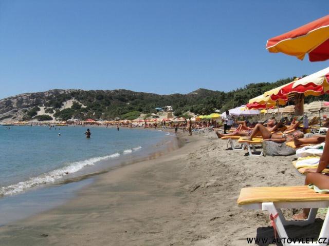 Banana beach - Řecko Kos