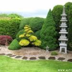 Japonská zahrada Písty 10