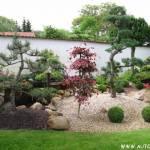 Japonská zahrada Písty 16