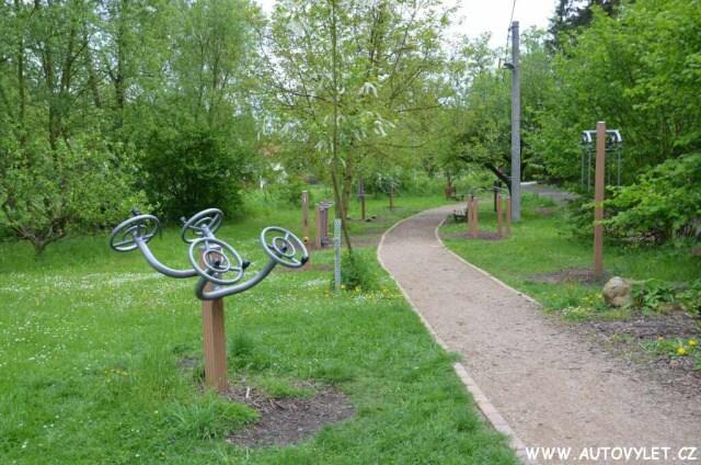 Dědský park Opárno