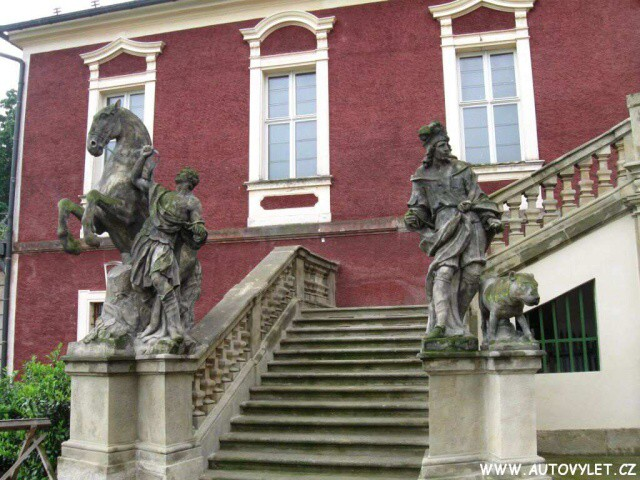 Státní zámek Veltrusy 14