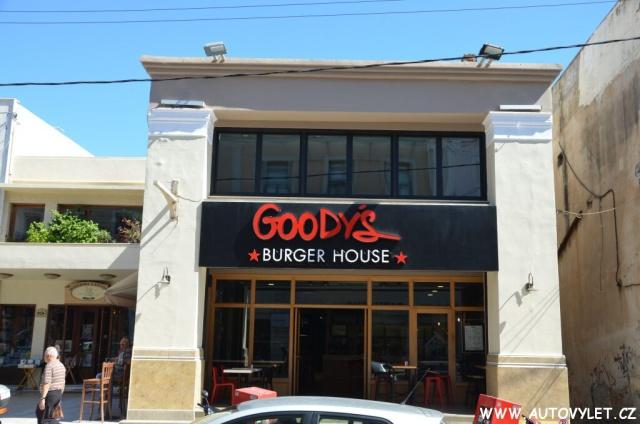 Goodys - Chania Řecko Kréta