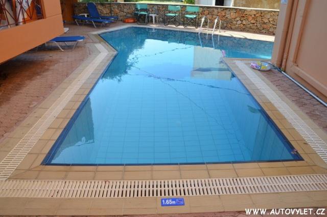 Hotel Elotia Chania Řecko Kréta 10