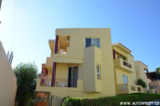 Hotel Elotia Chania Řecko Kréta 14