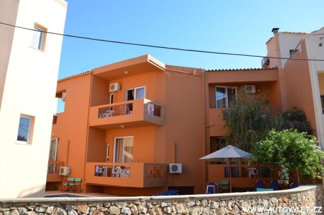 Hotel Elotia Chania Řecko Kréta 19