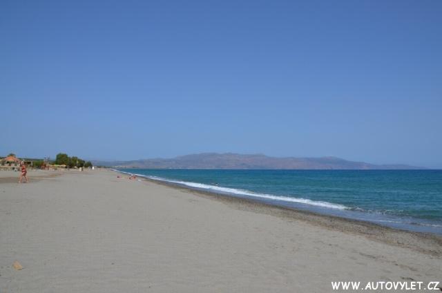 Kostakis beach - Kréta Řecko