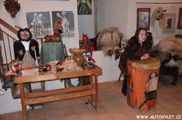 Čertovo muzeum Úštěk 3