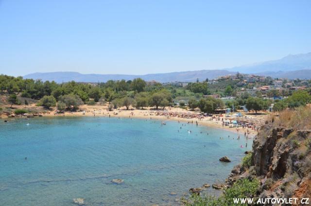Okolí hotelu Elotia v Řecku na Krétě 5