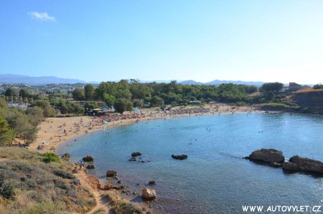 Okolí hotelu Elotia v Řecku na Krétě 9