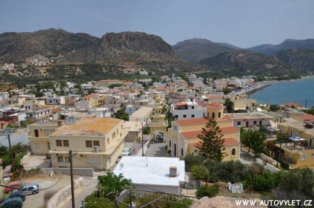 Paleochora Řecko Kréta