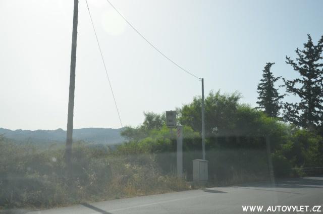 Radar na Krétě