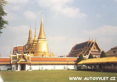 Bangkok a Ayutthaya 2