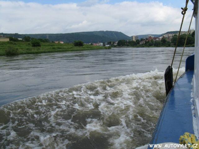 Plavba lodí do Děčína 32
