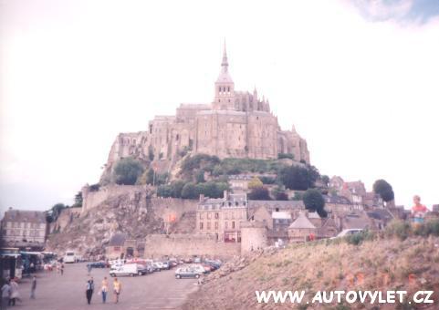 Mont Saint Michel Francie