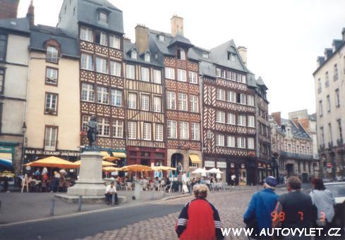 Rennes Francie