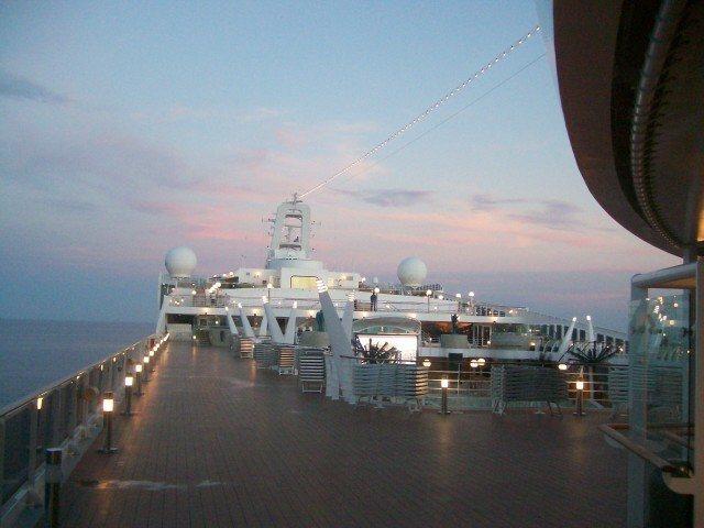 Výletní loď Msc Splendida 4