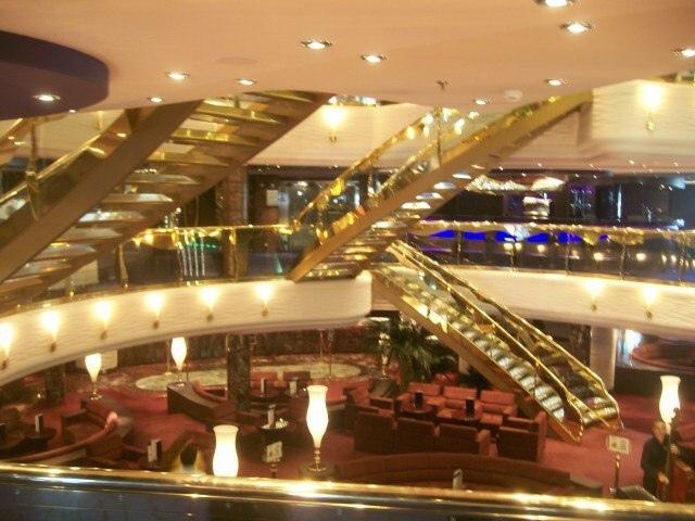 Výletní loď Msc Splendida 8