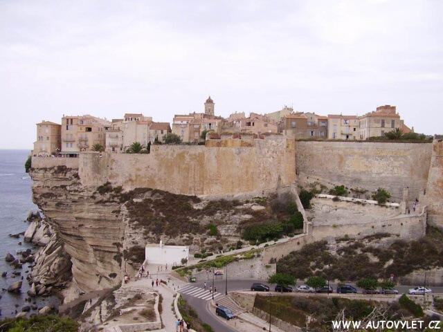 Bonifacio Korsika