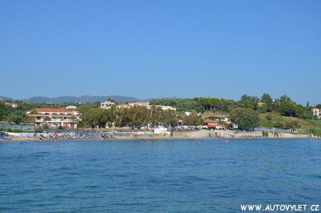 Hotel Admiral v Tsilivi na řeckém Zakynthos 30