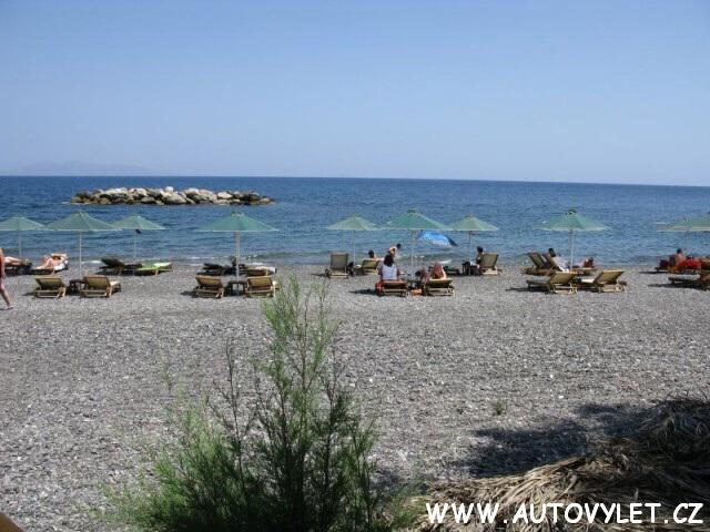 Santorini Řecko 1
