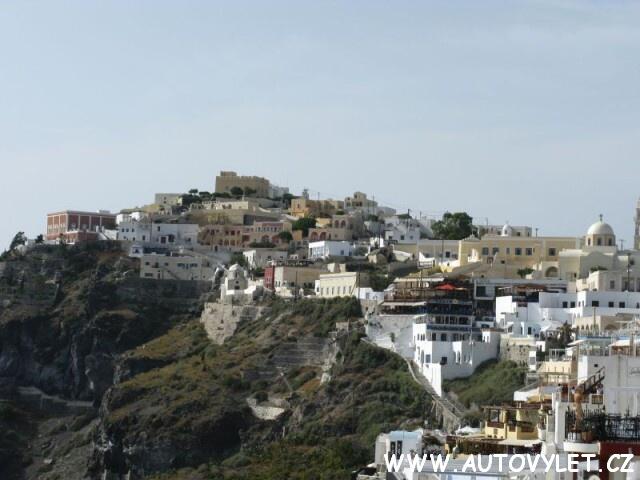 Santorini Řecko 11