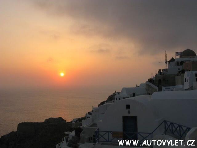 Santorini Řecko 25
