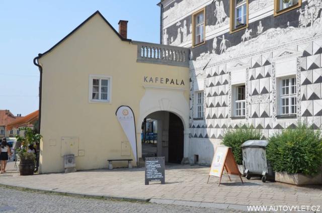 Café Palla - Město Mikulov