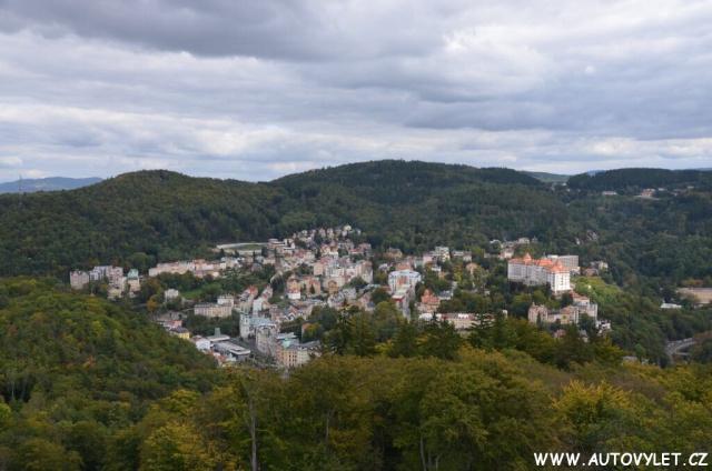 Rozhledna Diana Karlovy Vary 19