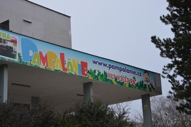 Pampalánie rodinné centrum Ústí n.L. 1