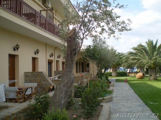 Hotel Plati Beach Limnos Řecko 15