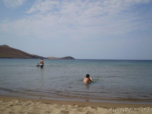 Hotel Plati Beach Limnos Řecko 9