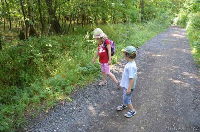 Milešovka - výlet s dětmi