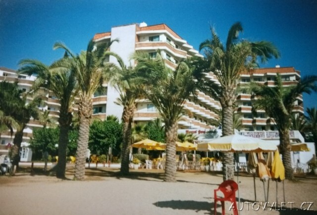Hotel H TOP Royal Sun Santa Susanna Španělsko 4
